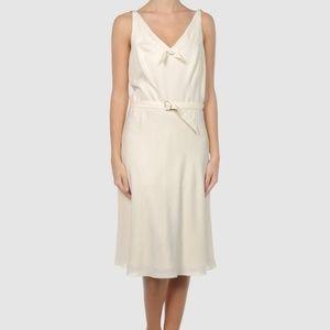 NWT Ralph Lauren sleeveless silk dress
